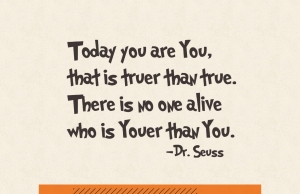 dr seuss you
