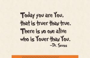 dr seuss you