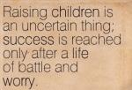 parenting worry