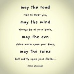 road blessing